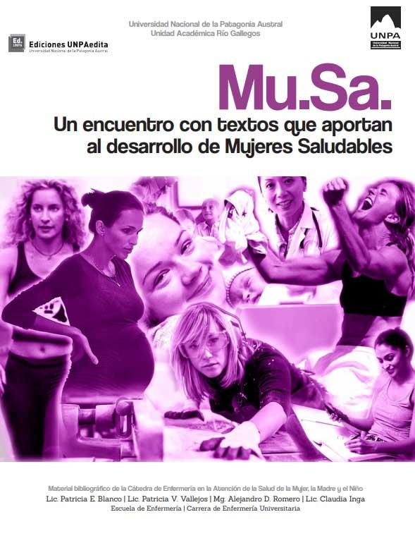 Mu.Sa. Un encuentro con textos que aportan al desarrollo de Mujeres Saludables