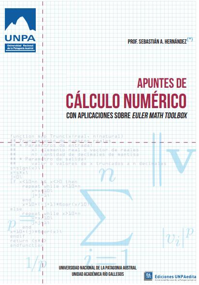 Apuntes de cálculo numérico