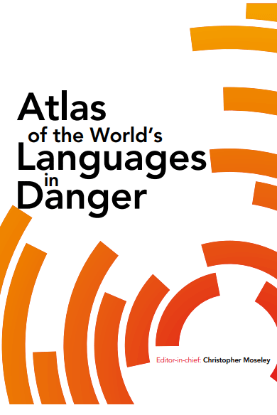 Atlas of the World's Languages Danger