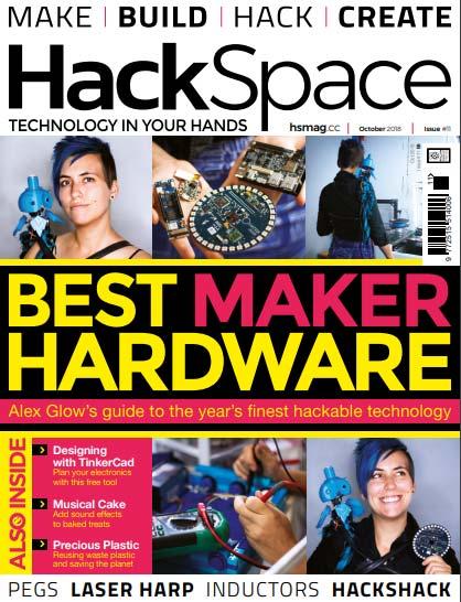 HackSpace #11