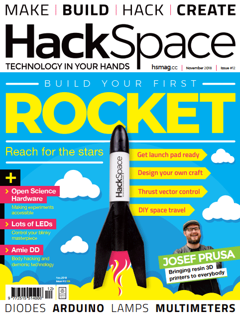 HackSpace #12