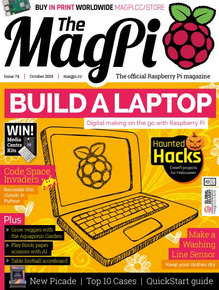 The MagPi #74