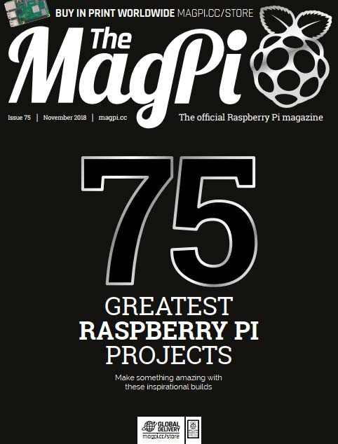 The MagPi #75