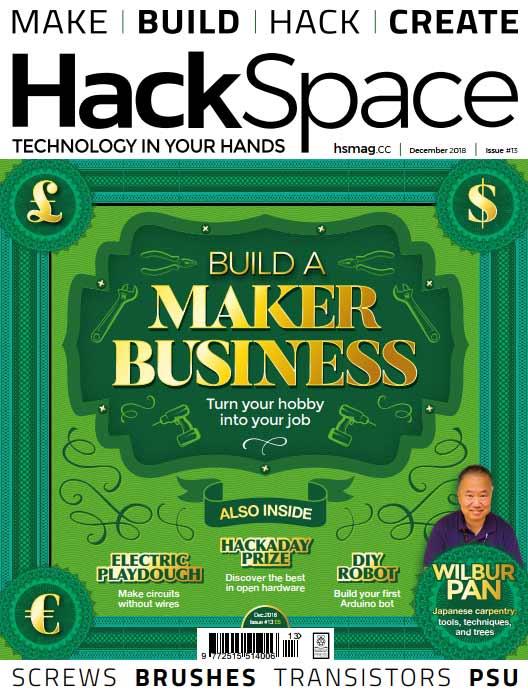 HackSpace #13