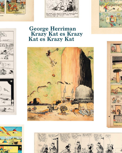 George Herriman Krazy Kat es Krazy Kat es Krazy Kat