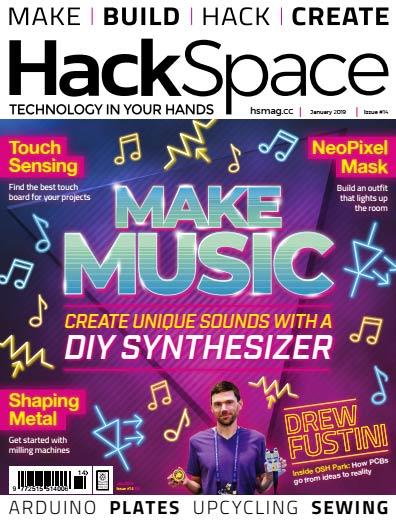 HackSpace #14