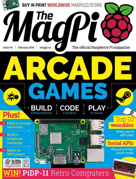 The MagPi #78