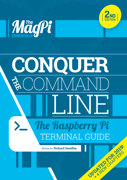 Conquer the command line. 2nd Ed.