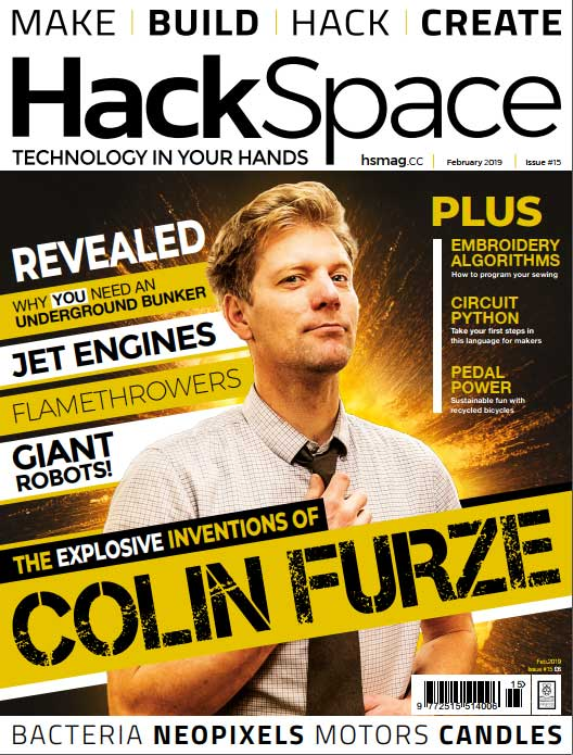 HackSpace #15