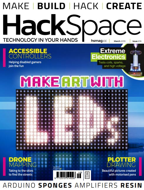 HackSpace #16