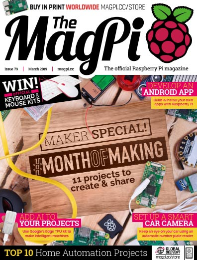 The MagPi #79